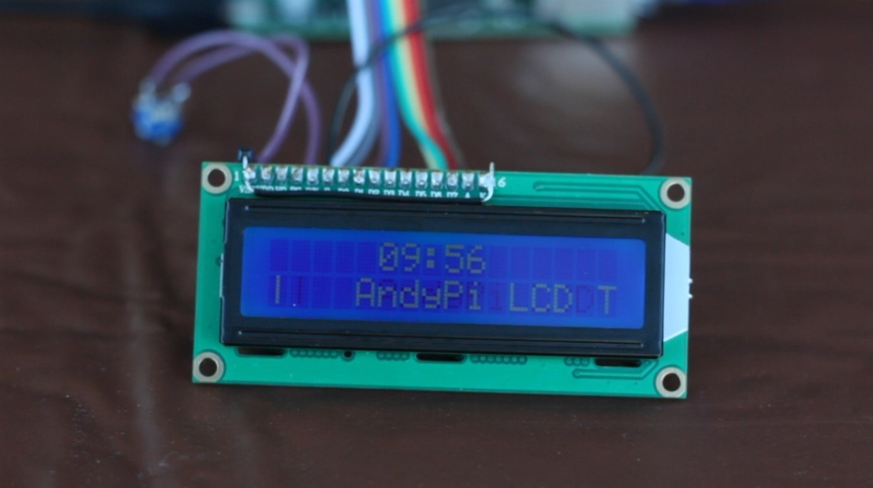 Incredible Python Controlled Lcd Andypi Wiring Database Plangelartorg